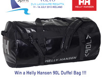 Early Bird Entry Competition – HH 90L Duffel Bag