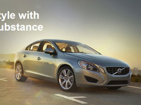 The Volvo S60 Beauty and Power