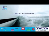 VDLR15 Interview :: Annalise Murphy, Laser Radial Class for the Rio 2016 Olympic Games