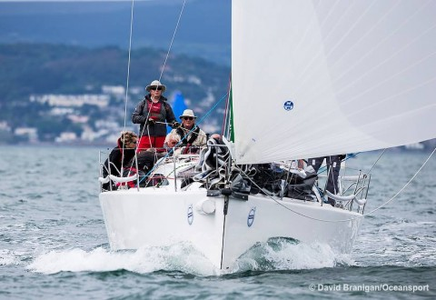 Home Boats Make 2015 Volvo Dún Laoghaire Regatta a Local Success