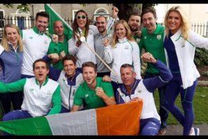 Well done Annalise & all the Irish Team