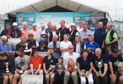 Home Boats Make 2017 Volvo Dún Laoghaire Regatta a Local Success