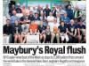 Dún Laoghaire Gazette :: Maybury's Royal Flush