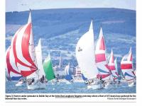 Irish Examiner :: Sigma 33 footers under Spinnaker
