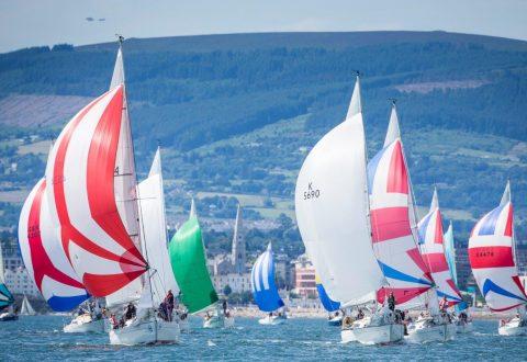 Bumper Fleet of Visiting Boats will add Extra Spice