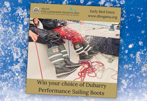 January Early Bird Draw – Sponsored by Dubarry of Ireland