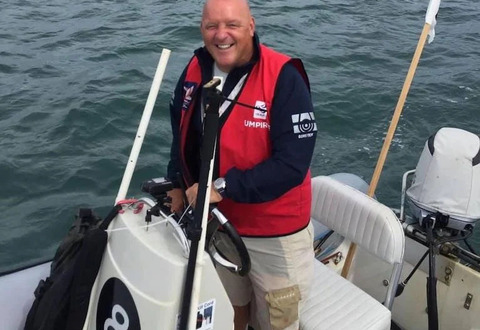 Irish Olympic Sailor & Race Officer Bill O'Hara Awarded OBE