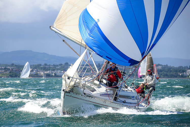 Buoyant Volvo Dun Laoghaire Regatta May Operate Waiting List as 2021 Entry Nears Limit
