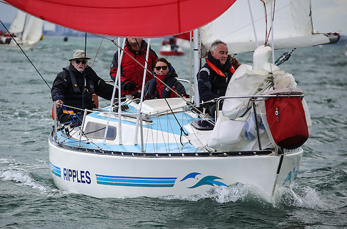 11 Class Titles To be Decided at Volvo Dun Laoghaire Regatta